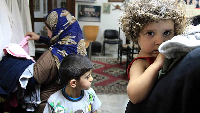 Műholdképeken látszódik a szíriai háború borzalma
