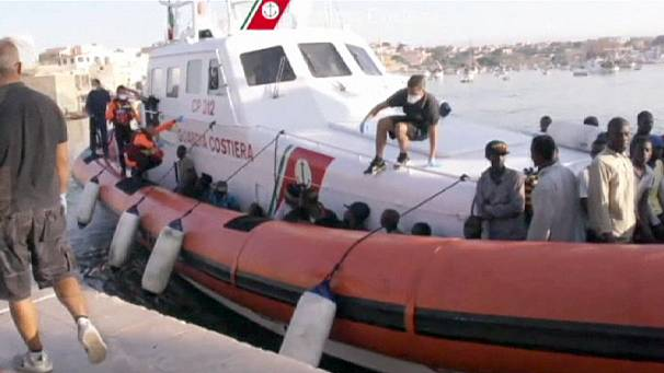 Italy to the rescue in the wake of Malta-migrants row