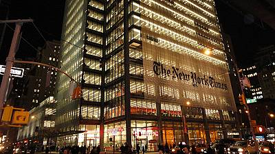 New York Times is not for sale, insists owner