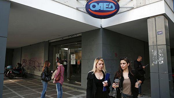 Ελλάδα: Στο 27,6% έφτασε η ανεργία τον Μάιο