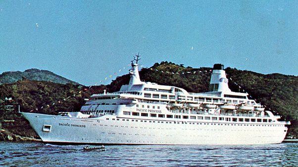 Τελευταίο ταξίδι για το «Πλοίο της Αγάπης»