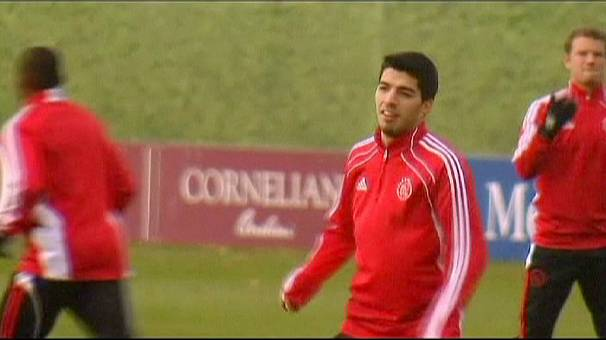 Suarez forced to train alone