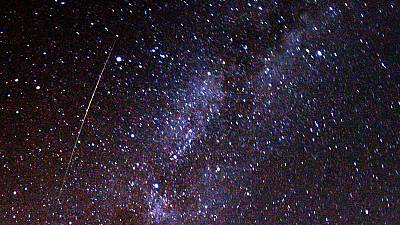 The meteor shower of Perseids coming on August 11 and 12