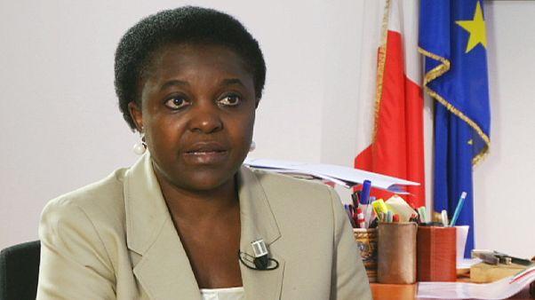 Cecile Kyenge, a ministra italiana alvo de ataques racistas