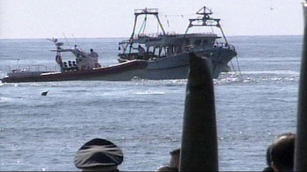 Tragedia immigrati a Catania, fermati due membri dell'equipaggio$
