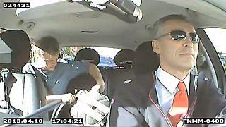 Ο  πρωθυπουργός της Νορβηγίας έγινε...ταξιτζής!