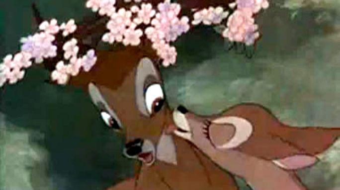 Rétromachine : présentation de Bambi