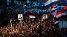 Stand-off in Cairo as pro-Mursi supporters wait for Egypt's police to make their move