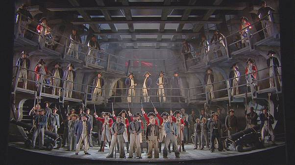 "Cornice ""very English"" per il ritorno di Billy Budd"