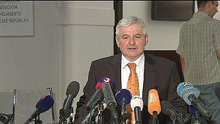 Démission du gouvernement tchèque