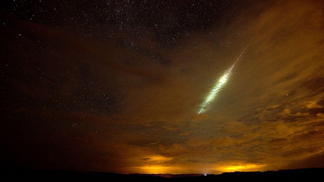 Si vous avez raté la pluie d'étoiles filantes des Perséides...