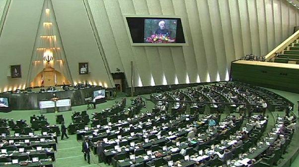 روز سوم نشست مجلس ایران، ویژه رای اعتماد به کابینه یازدهم