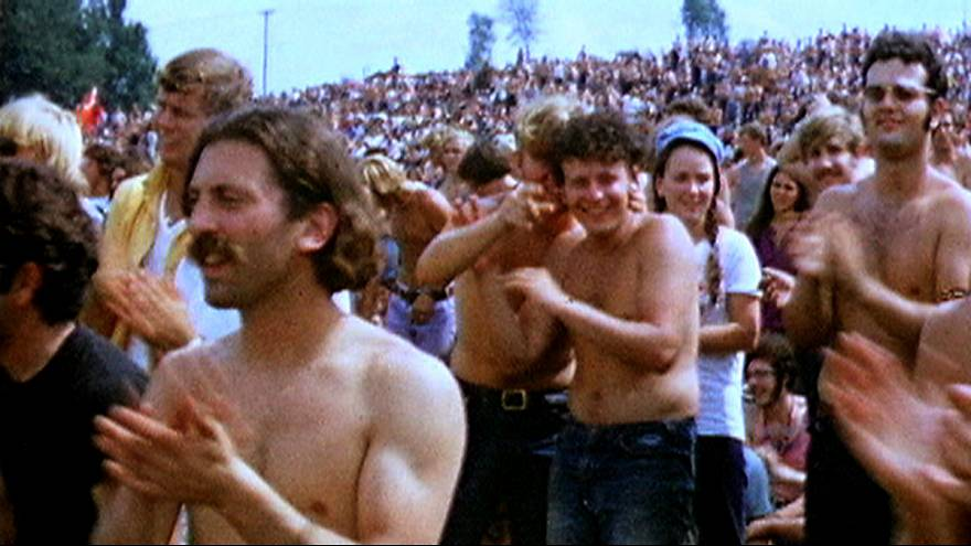 Rétromachine : Woodstock