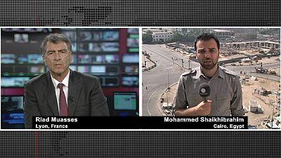 Aumenta a tensão no Egito