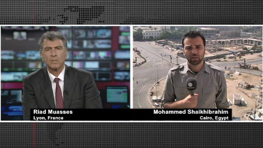 Die blutige Räumung des Rabaa al-Adawiya-Platzes in Kairo