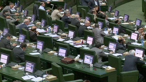 روز چهارم نشست مجلس ایران، ویژه رای اعتماد به کابینه
