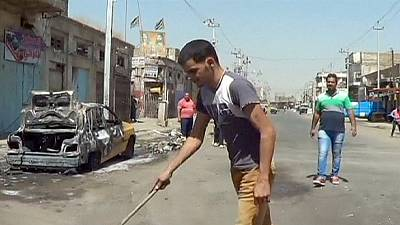 Iraq: Deadly bombings in Baghdad