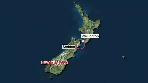 6.5 magnitude earthquake rocks New Zealand