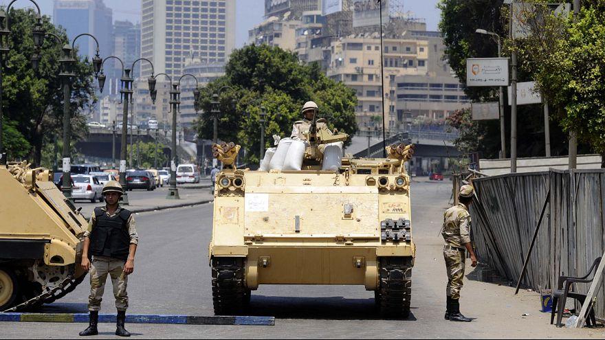 معظم القادة العرب ساندوا ضمنيا تدخل الجيش المصري ضد انصار الاخوان