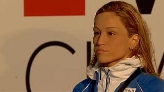 Χρυσό μετάλλιο και «χρυσό» ρεκόρ για την Καρολίνα Πελενδρίτου
