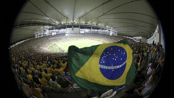Foci-vb, Brazília: piacon a jegyek!