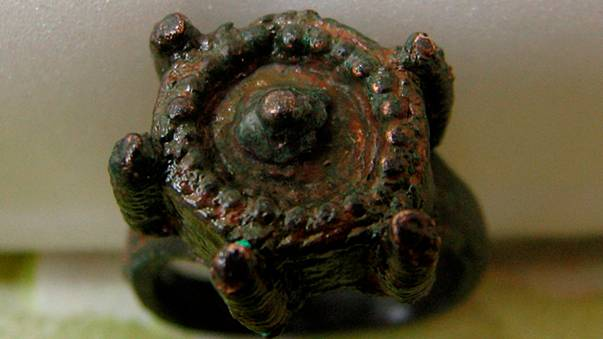 Bulgaria: Archaeologists find a 14th-century poison ring