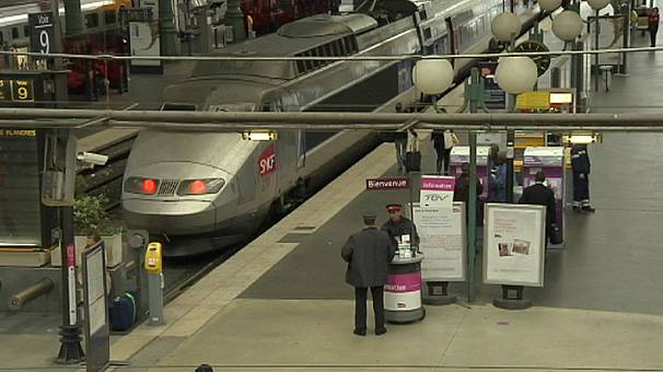 France calms fears of rail network terrorist attack