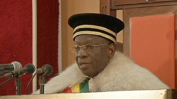 Keita confimed as new president of Mali