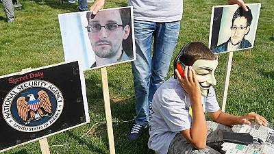 Russia accuses Britain of human rights hypocrisy over Snowden-gate