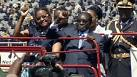Zimbabwe: Mugabe sworn in for another five years as president