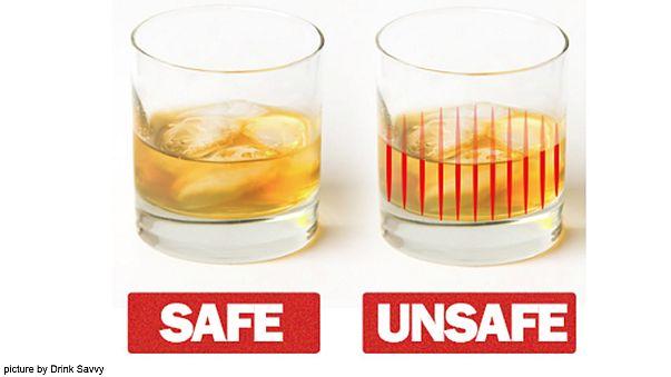 Kimutatható lesz az italba szórt partidrog