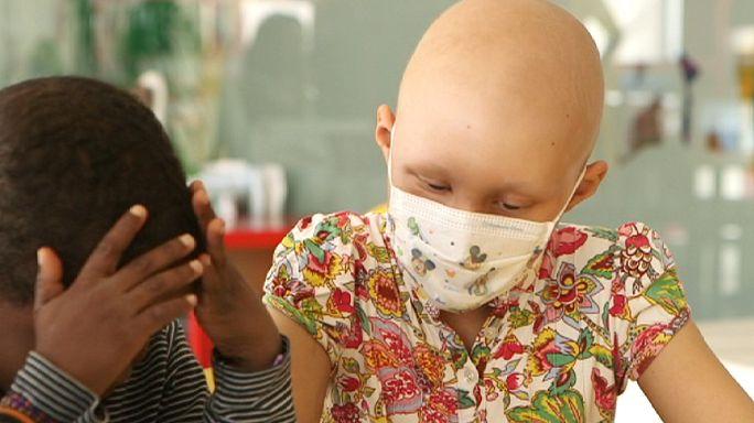 """Дети с диагнозом """"рак"""" учатся думать о будущем"""