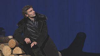 Salzburg Festivali'nde Verdi'ye saygı