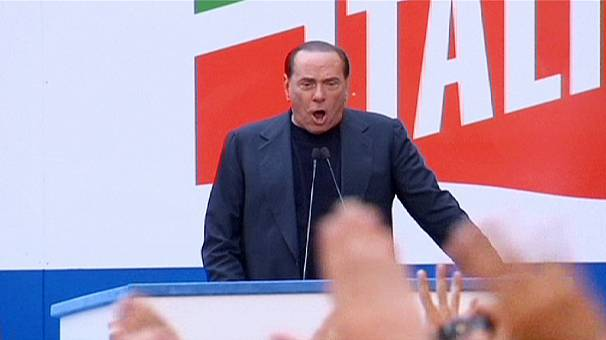 Berlusconi's party threatens to bring down Italian government