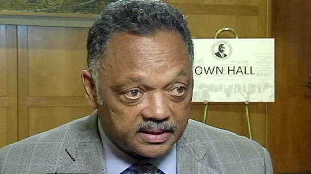 Jesse Jackson assesses Martin Luther King's 'I Have a Dream' speech 50 years on