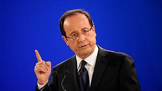 Φ.Ολάντ: «Θα επέμβουμε στη Συρία»
