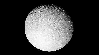 Auf dem Mond gibt es eine geheimnisvolle Wasserquelle