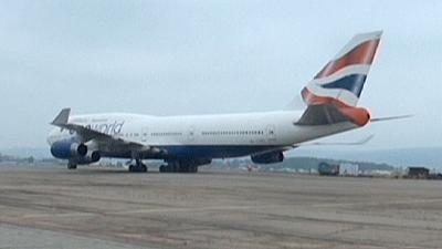 BA jumbo makes emergency landing in Siberia