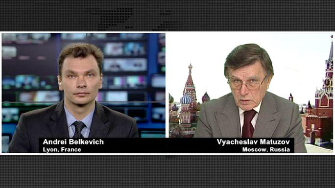 L'oeil de Moscou sur l'intervention militaire en Syrie