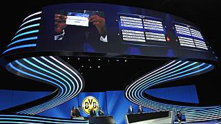 Bayern Munich face Moscow and Manchester test after Champions League draw