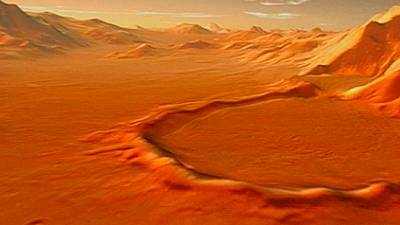 Life as we know it may have originated on Mars