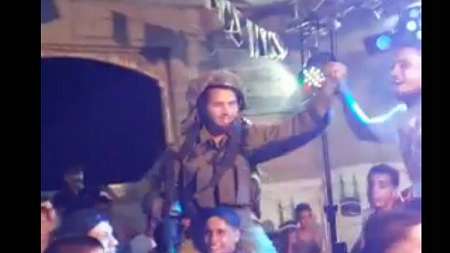 Israeli soldiers disciplined for dancing at Palestinian wedding