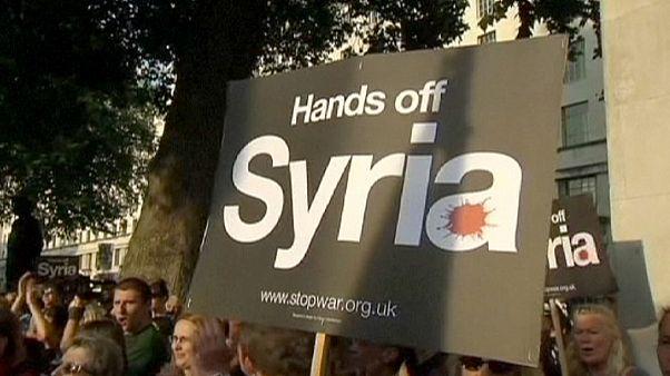 Los peligros de una intervención militar en Siria