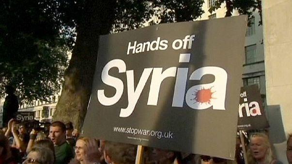 Bereit zum Krieg gegen Syrien - mit welchem Kriegsziel?
