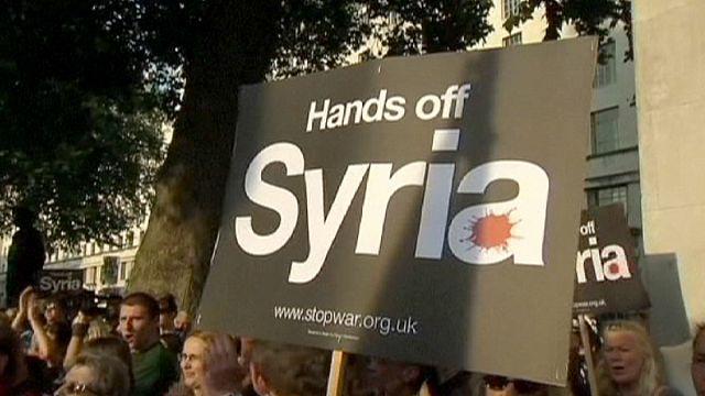Военное вмешательство в Сирию: Запад оценивает риски