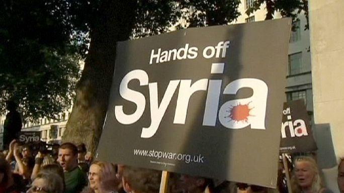 Szíria: egy lélegzetvételnyi szünet
