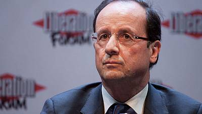 François Hollande says Britain's withdrawal will not hit France's Syria plans
