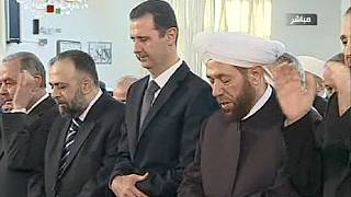 Who in Syria is waiting to fill the power vacuum if Bashar al-Assad is ousted?