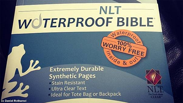 L'armée de Nouvelle-Zélande s'équipe d'une bible imperméable