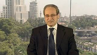 Syria's deputy foreign minister on accusations over chemical weapons